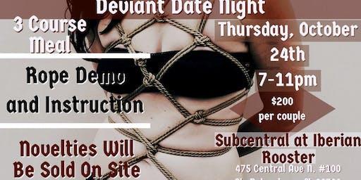 Deviant Date Night