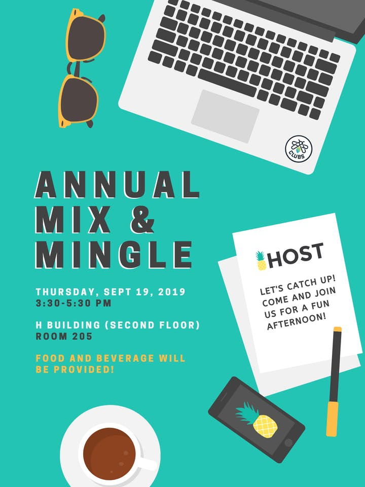 HOST Mix and Mingle - Fall 2019 Tickets, Thu, 19 Sep 2019 at