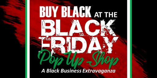 Black Friday Pop Up Shop