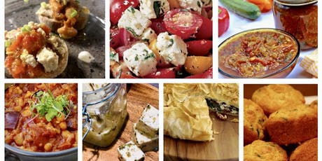 VEGAN SERBIAN CUISINE  COOKING DEMO SPECIAL AT HARBOR COURT tickets
