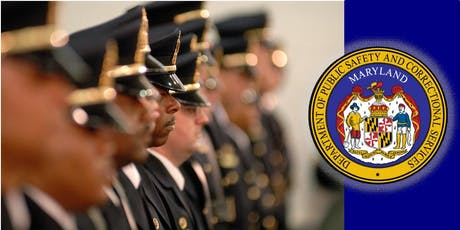 Maryland Department of Public Safety and Correctional Services' One-Day Hiring Event tickets