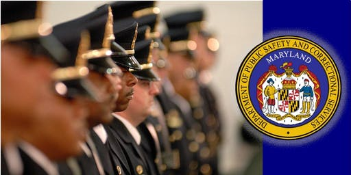 Maryland Department of Public Safety and Correctional Services' One-Day Hiring Event