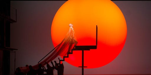 Met Opera Live in HD Akhnaten (Philip Glass)