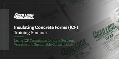 Insulating Concrete Forms (ICF) Training Seminar