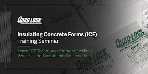 Insulating Concrete Forms (ICF) Training Seminar
