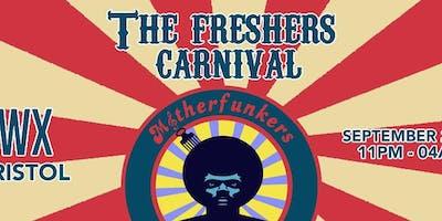 Motherfunkers Freshers Carnival: Bristol