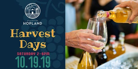 Hopland Harvest Days, presented by Destination Hopland tickets