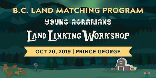 Prince George Land Linking Workshop