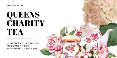 2nd Annual Queens Charity Tea hosted by Virtuous Women Life Academy tickets