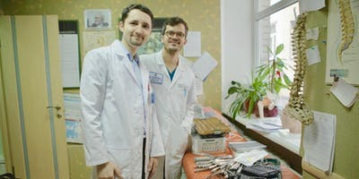 International Medical Cooperation: the Case of Ukraine.