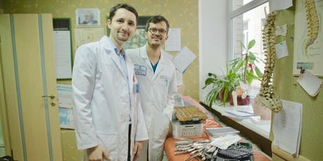 International Medical Cooperation: the Case of Ukraine. tickets