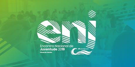Encontro Nacional de Juventude 2019 #FuturoJovem bilhetes