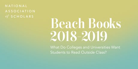 Beach Books: 2018-2019 tickets