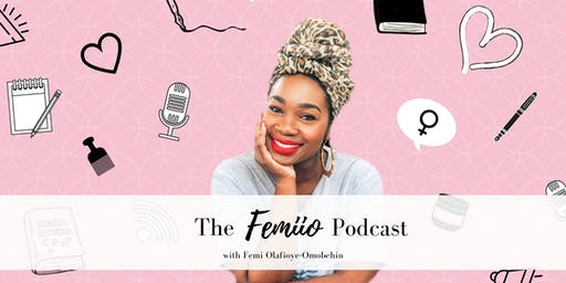 The Femiio Podcast Launch Party