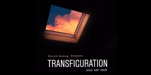 Patrick Golding Transfiguration Solo Art Show - Live Music on the Braid Stage