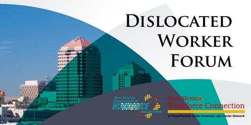 Dislocated Worker Forum