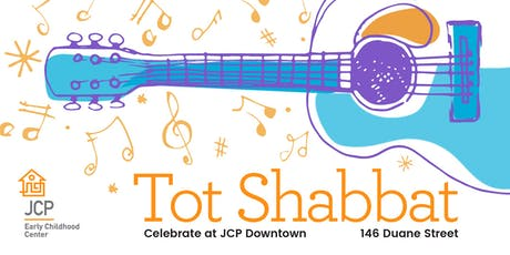 Tot Shabbat at JCP Downtown tickets