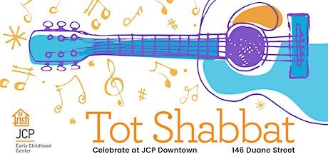 Tot Shabbat at JCP Downtown tickets