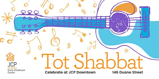 Tot Shabbat at JCP Downtown