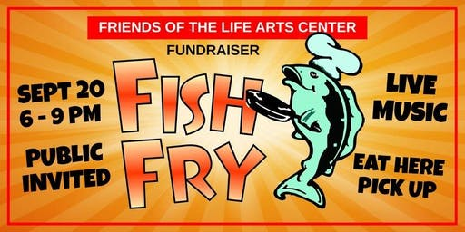 End-of-Summer Fish Fry & Music Fundraiser