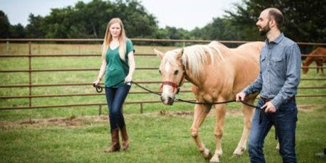 A Group for Couples:  Growth and Learning with Horses tickets