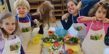 Monthly Kids Cooking Class  tickets