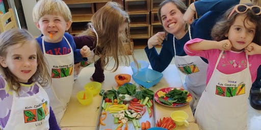 Monthly Kids Cooking Class
