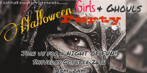 GoDivaBeauties 1st Annual HALLOWEEN PARTY