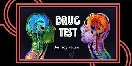 Drug Test tickets