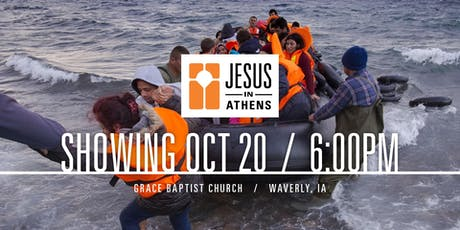 Jesus in Athens in Waverly tickets