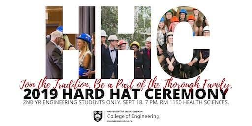 College of Engineering: 2019 Hard Hat Ceremony