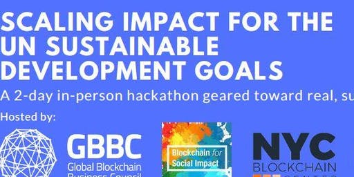 Scaling Impact for the SDGs Hackathon