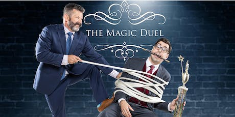 The Magic Duel Comedy Show at The Mayflower Hotel tickets