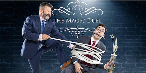 The Magic Duel Comedy Show at The Mayflower Hotel
