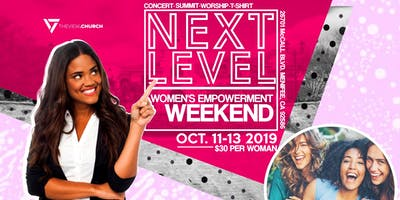 The View Women's Next Level Empowerment Weekend
