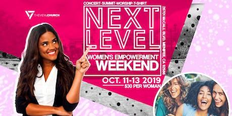 The View Women's Next Level Empowerment Weekend tickets