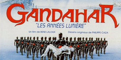 PizzaPlex Presents: Gandahar (The Lights Years)  tickets