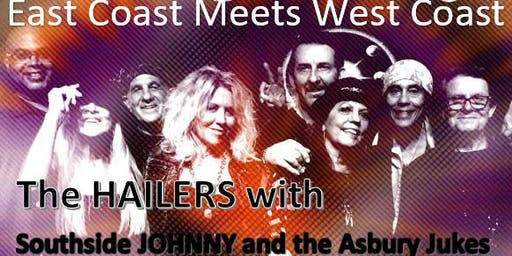 East Meets West-The Hailers with Southside Johnny and the Asbury Jukes