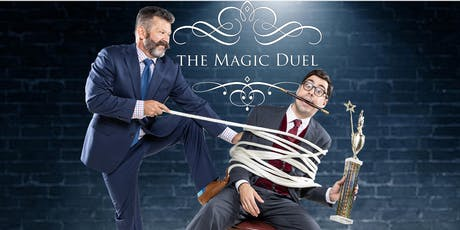 The Magic Duel Comedy Show at The Mayflower Hotel Sat. Oct. 5 at 8PM tickets
