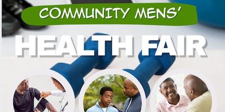 Men's Health Fair tickets