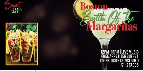 Boston Battle Of The Margaritas  tickets