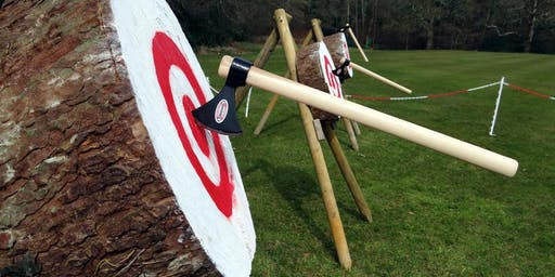 Tomahawk Throwing Course