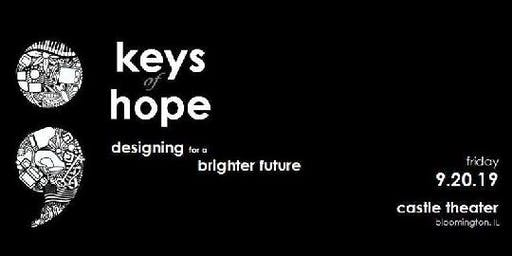 Keys of Hope: Designing for a Brighter Future