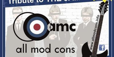 All Mod Cons 30th Anniversary Bash with The Cretins, Didn't Planet + more!