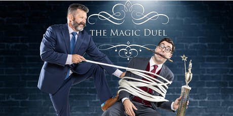 The Magic Duel Comedy Show at The Mayflower Hotel Sat. Oct. 12 at 8PM tickets