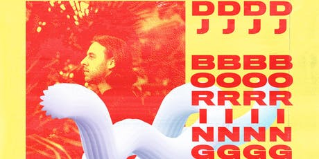 Monarch x 15Utah x DJ Dials present: DJ Boring tickets