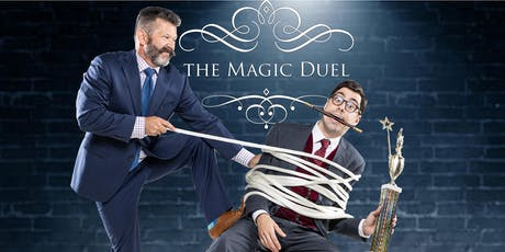 10/26 8PM The Magic Duel Comedy Show at The Mayflower Hotel tickets