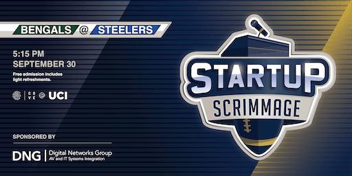Startup Scrimmage: Bengals @ Steelers