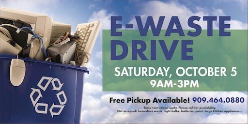 E-Waste Drive
