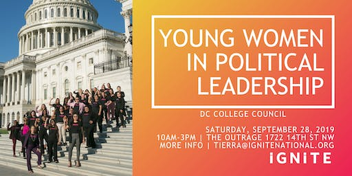 Young Women In Political Leadership